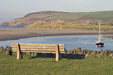 Ideally situated for the North Pembrokeshire and Ceredigion coast.